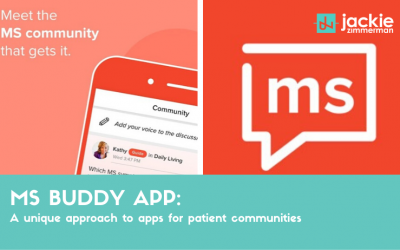 MS Buddy App: A unique approach to patient community apps