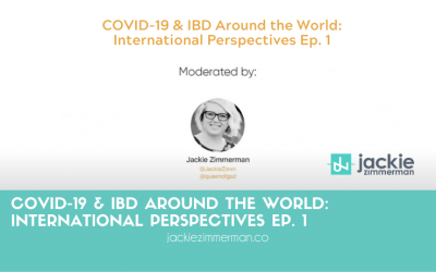 COVID-19 & IBD Around the World: International Perspectives Ep. 1