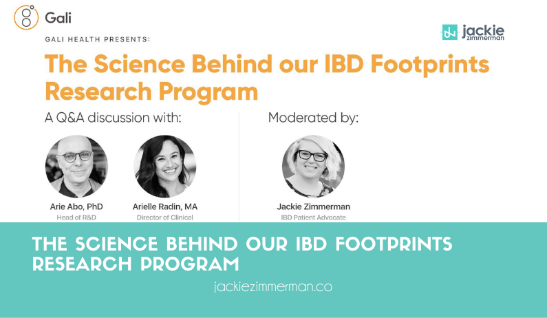 The Science Behind Gali Health's IBD Footprints Program